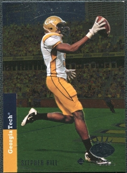 2012 Upper Deck 1993 SP Inserts #93SP65 Stephen Hill