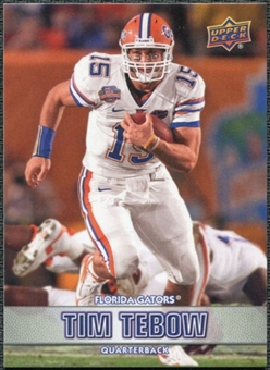 2012 Upper Deck Tim Tebow #TT4 Tim Tebow