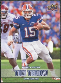 2012 Upper Deck Tim Tebow #TT8 Tim Tebow