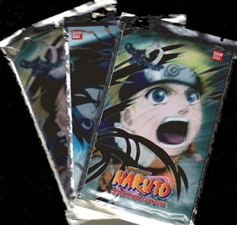 Naruto Quest for Power Booster Pack (Bandai)
