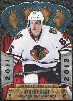 2011/12 Panini Crown Royale #194 Andrew Shaw RC