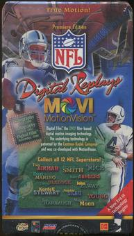 1996 Kodak Movi-Vision Football Hobby Box