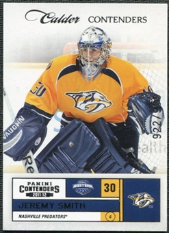 2011/12 Panini Contenders #267 Jeremy Smith /999