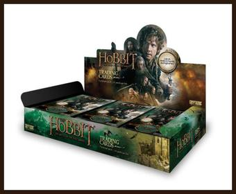The Hobbit: The Battle of the Five Armies Trading Cards 12-Box Case (Cryptozoic 2015) (Presell)