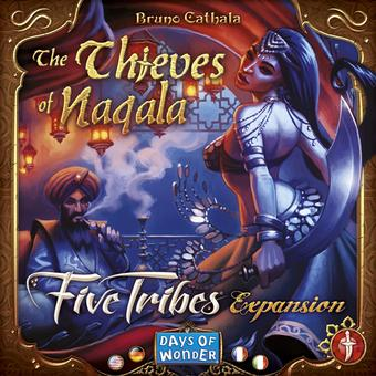 Five Tribes: The Thieves of Naqala Expansion (Days of Wonder)