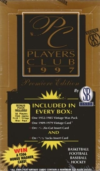 1997 Scoreboard Players Club Hobby Box