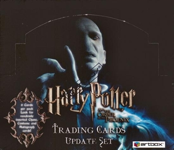 Harry Potter Order of the Phoenix Update Hobby Box (Artbox)