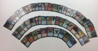 Magic the Gathering Lot of 60+ Foil FNM Promos NEAR MINT (NM)