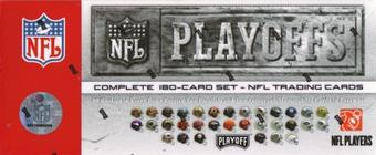 2007 Playoff NFL Playoffs Football Factory Set (Box Tin)