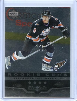 2005/06 Upper Deck Black Diamond #191 Alexander Ovechkin Rookie Card RC