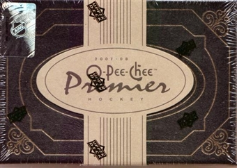 2007/08 Upper Deck O-Pee-Chee Premier Hockey Hobby Box