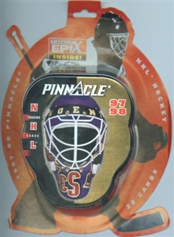 1997/98 Pinnacle Hockey Collector's Tin