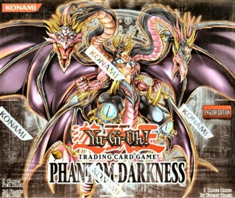 Upper Deck Yu-Gi-Oh Phantom Darkness Booster Box