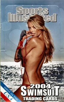 2004 SI Swimsuit Trading Cards Box