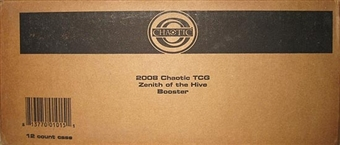 Chaotic Zenith of the Hive Booster 12-Box Case