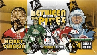 2007/08 In The Game Between the Pipes Hockey Hobby Box