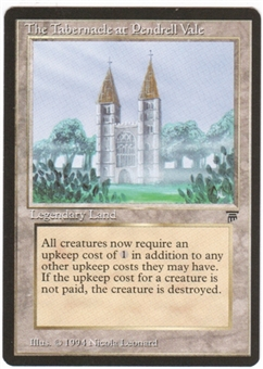 Magic the Gathering Legends Single Tabernacle at Pendrell Vale - NEAR MINT (NM)