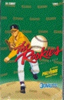 1992 Donruss Rookies Baseball Hobby Box