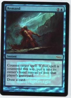 Magic the Gathering Promo Single Remand Foil (FNM)