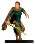Star Wars Mini Legacy of the Force Nomi Sunrider Figure