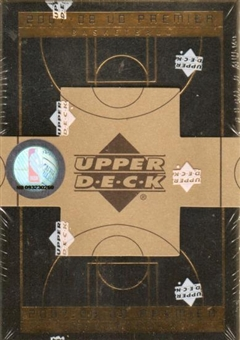 2007/08 Upper Deck Premier Basketball Hobby Box