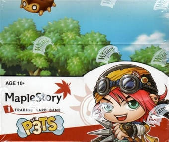 WOTC Maple Story Series 3 P3ts Booster Box