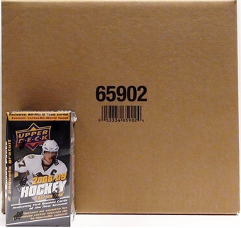 2008/09 Upper Deck Series 1 Hockey Blaster 20-Box Case