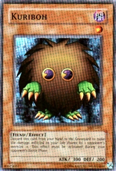 Yu-Gi-Oh Metal Raiders Single Kuriboh Super Rare (MRD-071)