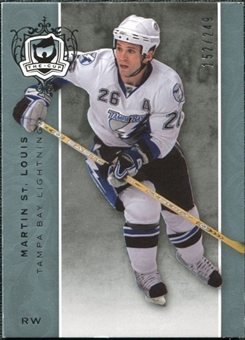 2007/08 Upper Deck The Cup #13 Martin St. Louis /249