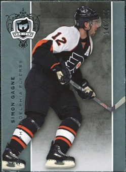 2007/08 Upper Deck The Cup #27 Simon Gagne /249