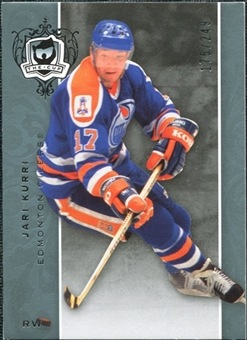 2007/08 Upper Deck The Cup #60 Jari Kurri 175/249