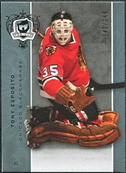 2007/08 Upper Deck The Cup #77 Tony Esposito /249