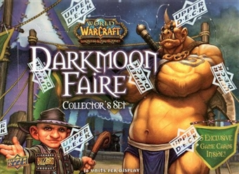 World of Warcraft Darkmoon Faire Collectors Box