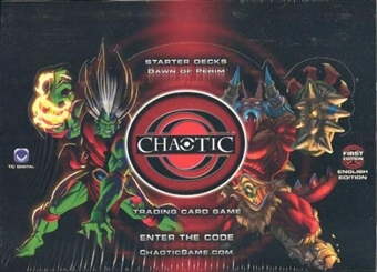 Chaotic Dawn of Perim Starter Box