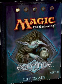 Magic the Gathering Eventide Life Drain Precon Theme Deck