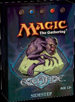 Magic the Gathering Eventide Sidestep Precon Theme Deck