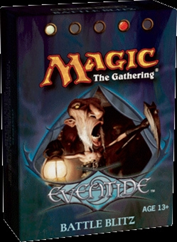 Magic the Gathering Eventide Battle Blitz Precon Theme Deck