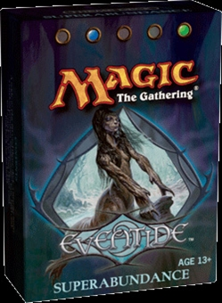 Magic the Gathering Eventide Superabundance Precon Theme Deck