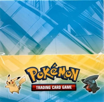 Pokemon Diamond & Pearl Power Pack Box