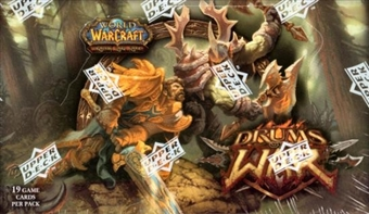 World of Warcraft Drums of War Booster Box