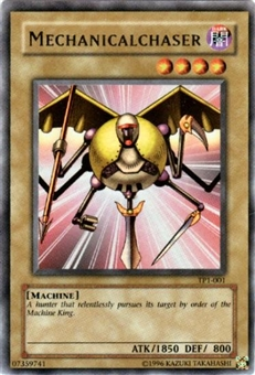Yu-Gi-Oh Tournament Pack 1 Single Mechanicalchaser Ultra Rare