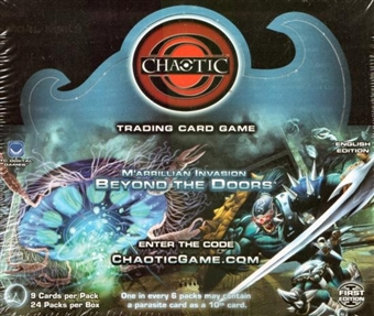 Chaotic M'arrillian Invasion Beyond the Doors Booster Box