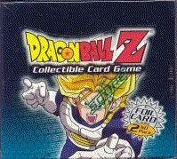 Score Dragon Ball Z Cell Saga Limited Booster Box
