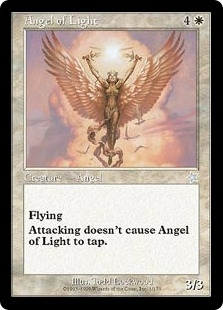 Magic the Gathering Starter Single Angel of Light - NEAR MINT (NM)