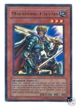 Yu-Gi-Oh Hobby League 2 Single Marauding Captain Ultra Rare (HL2-EN005)
