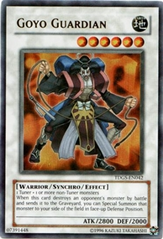 Yu-Gi-Oh Duelist Genesis Single Goyo Guardian Ultimate Rare