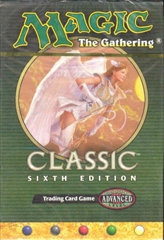 Magic the Gathering 6th Edition 2-Player Starter Deck