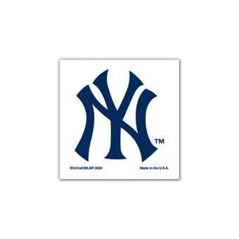 CLEARANCE - Wincraft New York Yankees Tattoo 4 Pack