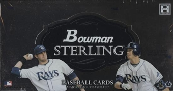 2008 Bowman Sterling Baseball Hobby Box