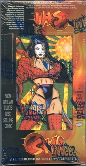Shi Chromium Hobby Box (1995 Comic Images)